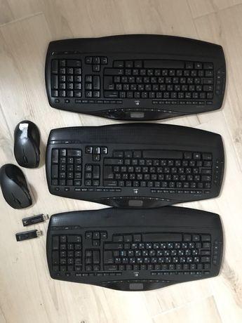 клавіатура мишка MX 3200
