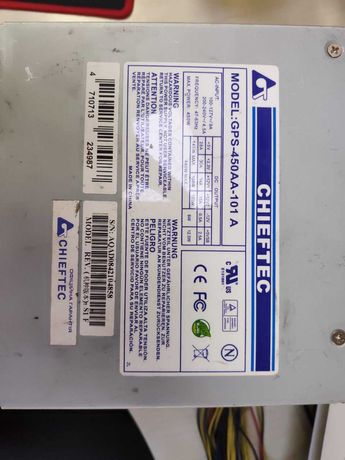 Блоки питания(chieftec, coller Master, gamemax)