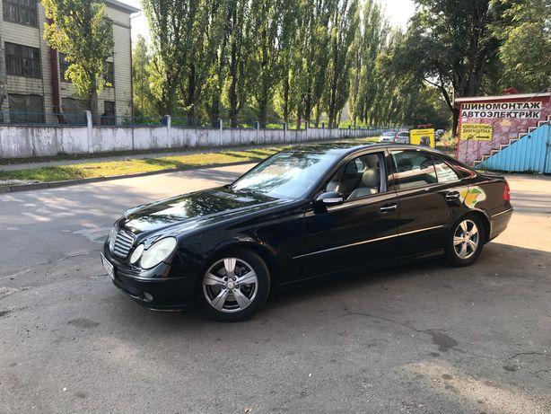Продам авто мерседес w211