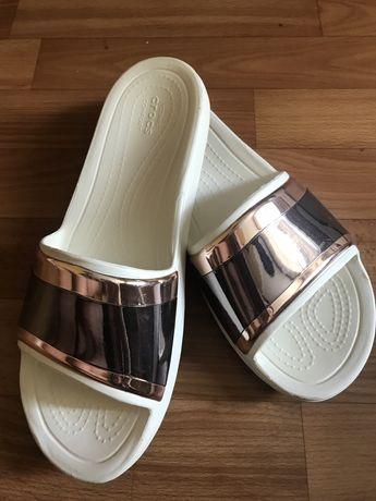Crocs женские сланцы оригинал США
