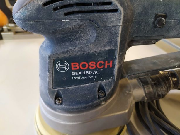 Szlifierka oscylacyjna Bosch.