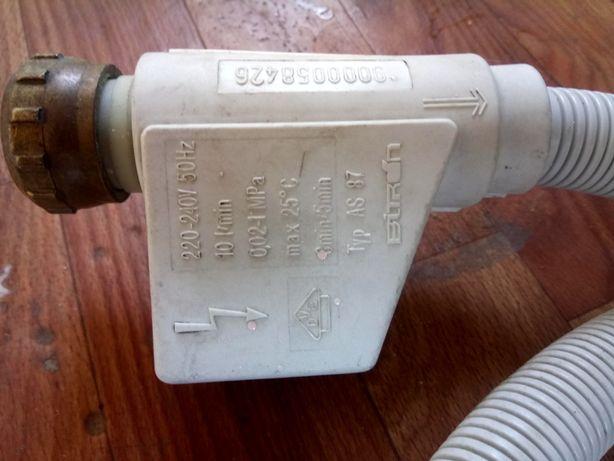 Шланг наливной на стиральную машину бош лоджик с аквастопом