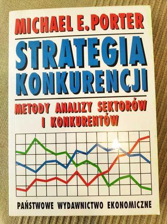 Strategia konkurencji  E. Porter