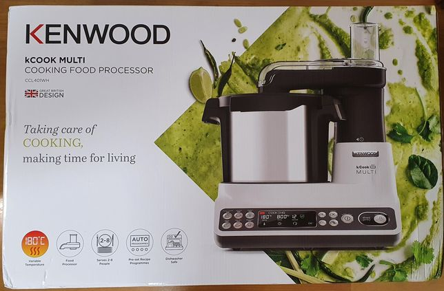 Robots de Cozinha Kenwood Kcook Multi Novo