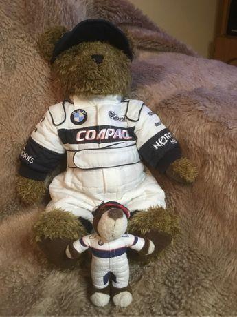 Коллекционный медвежонок медведь BMW Williams F1 Team 2001 год