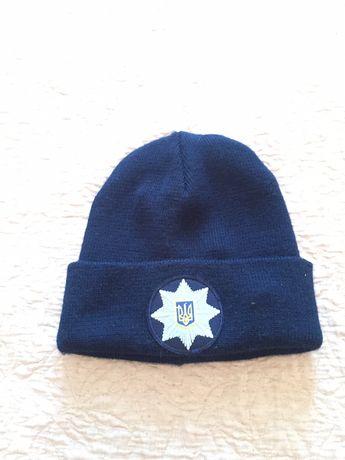 Новая полицейская шапка