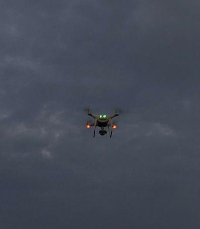 Dron Szacowanie szkody łowieckie