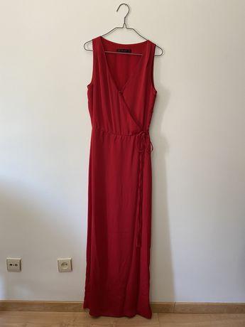 Macacão Vermelho Zara