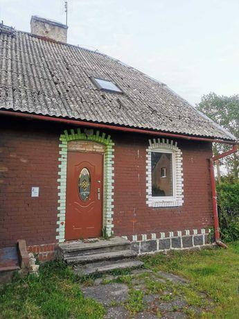 Mieszkanie na wsi 55m2, pomieszczenie gospodarcze, garaż