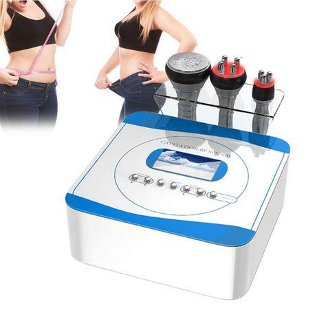 Аппарат для похудения 3 в 1: кавитация, радиолифтинг по лицу и телу, R