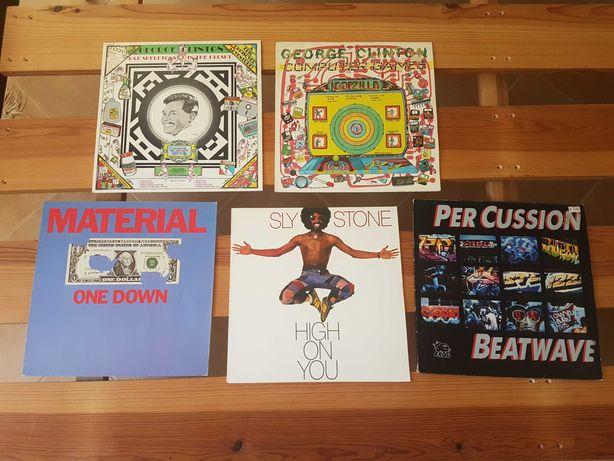 Conjunto de Vinil P-Funk, Funk etc.