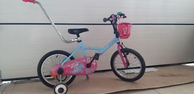 "Rowerek 16""   dla dziecka"