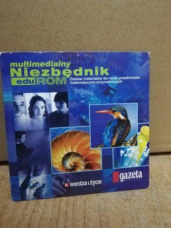 Płytka CD Multimedialny niezbędnik edu ROM