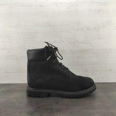 Ботинки зимние Timberland. Утеплитель Primaloft. Размер 37