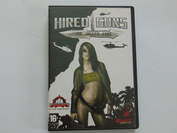 HIRED GUNS gra Doskonała polecam