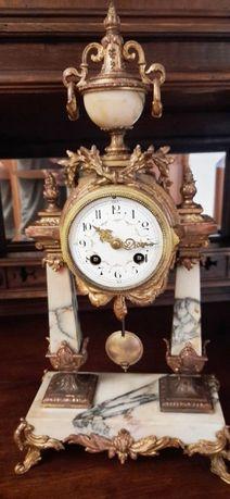 Часы настольные с боем – P. Marti – 19век