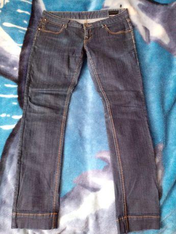 Nowe spodnie jeansy damskie rozmiar 42.