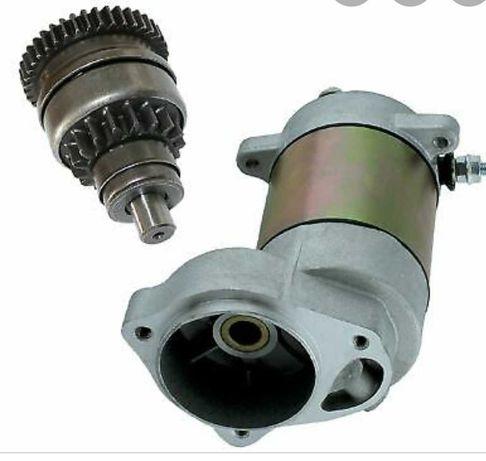 Motor de arranque e Bendix Polaris Trailblazer 250 e 400 e outros