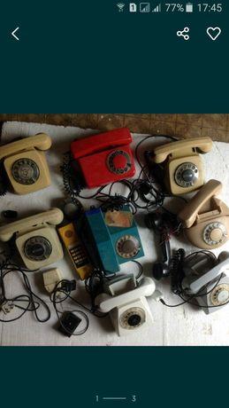 Телефон  стационарный времён СССР