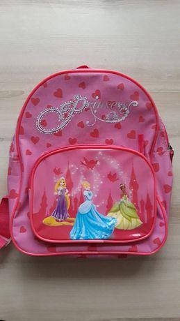 Plecak dla dziewczynki księżniczki