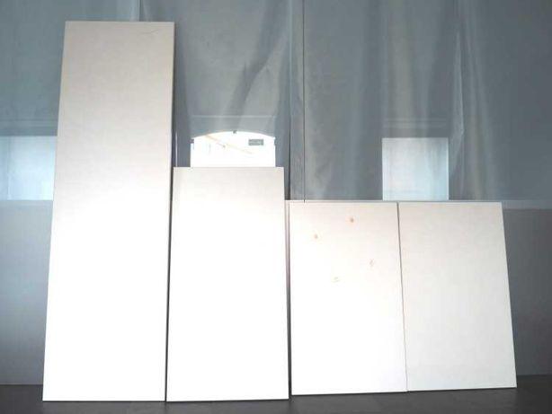 Tampos brancos Ikea