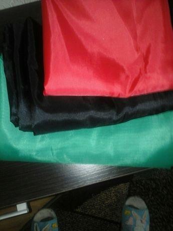 Продам ткань подкладочную атлас