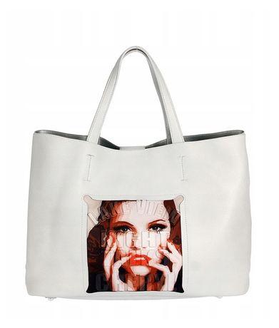Nowa torebka Monnari biała z metką