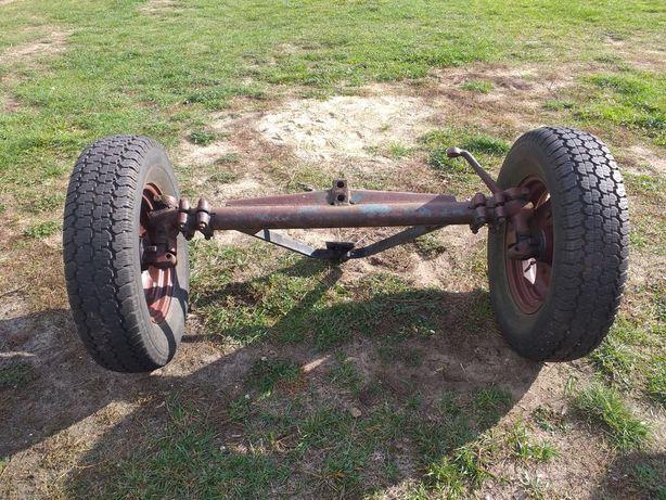 Oś przednia do traktora ciągnika