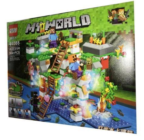 Klocki My World Świecąca kopalnia 504 el. 44088 z Polski jak Lego