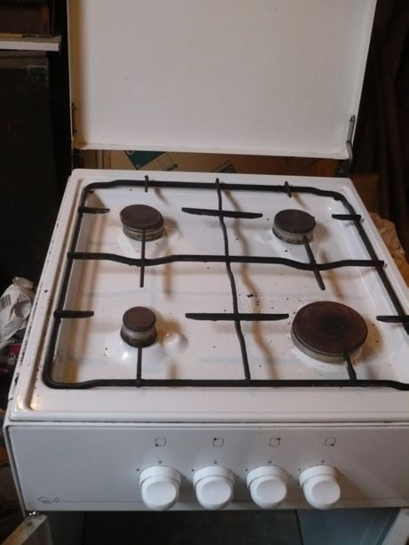 Kuchenka gazowa 4-palnikowa na butle