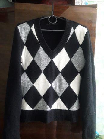 Женский свитер, свитшот, реглан