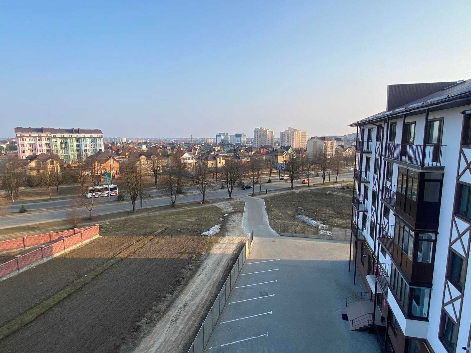 Терміново продам дворівневу квартирау в зданій новобудові м. Луцька!
