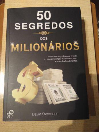 50 segredos dos milionário