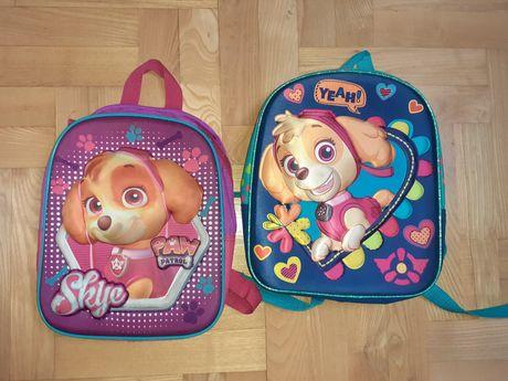 Plecaki Psi Patrol-cena za obydwa