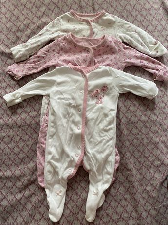 Комплект Mothercare 0-3 месяца