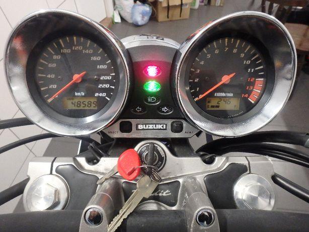 Sprzedam motocykl Suzuki Bandit 600