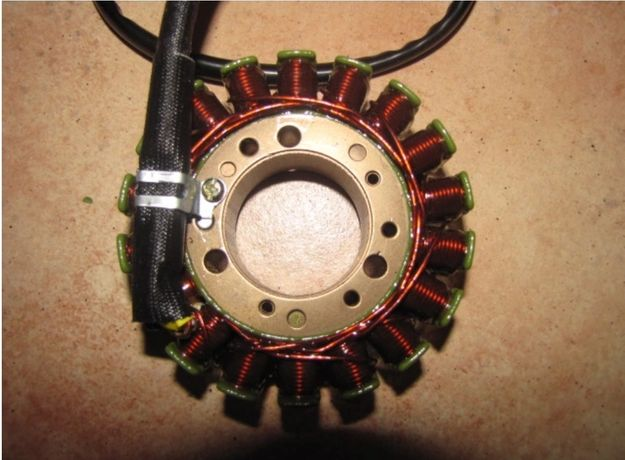 Sea doo rxp 255 skuter wodny magneto silnika jak nowe alternator