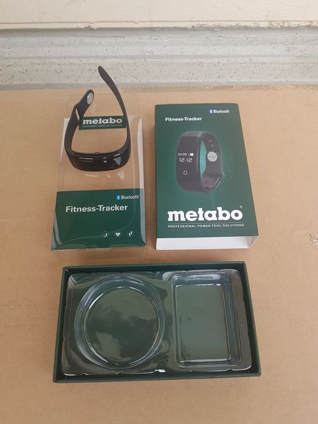 Zegarek sportowy Fitness-Tracker Metabo - Bluetooth
