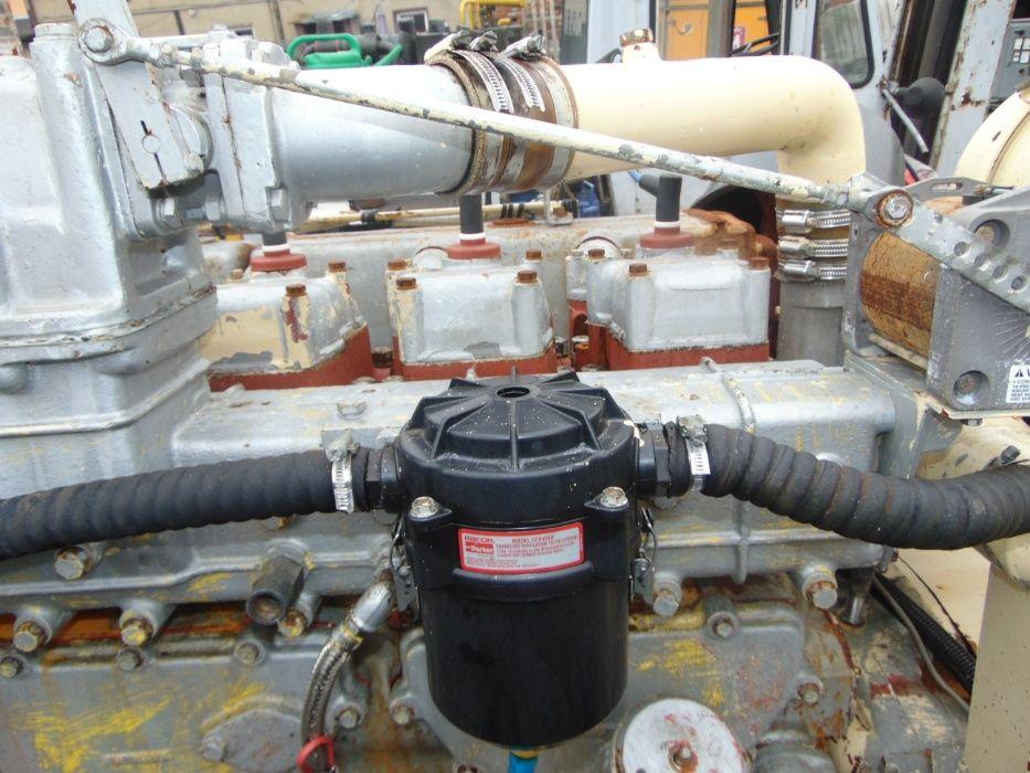 Silnik Silniki WOLA HENSCHEL H6A Gazowy - R 135 R T 6 TCG 160 200 kw Zabrze - image 1