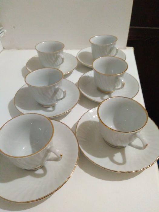 Продам сервіз кофейний на 6 персон (в-во Італія) Белая Церковь - изображение 1