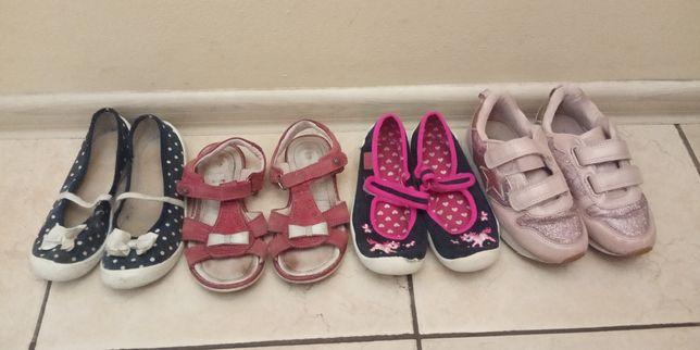 Buty dziewczęce r.29