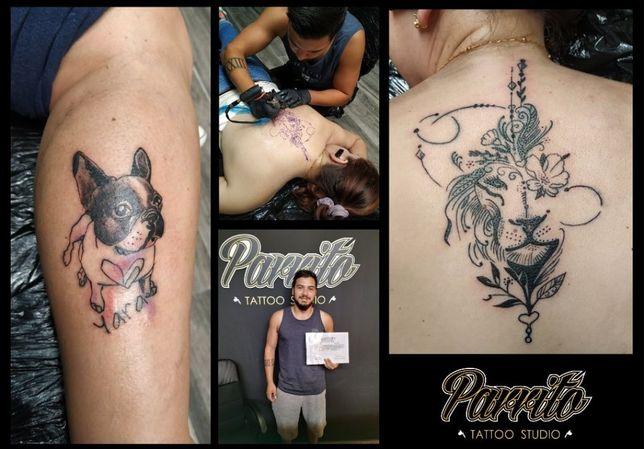 Curso/Formação de Tatuagem/Tatuador/Tattoo