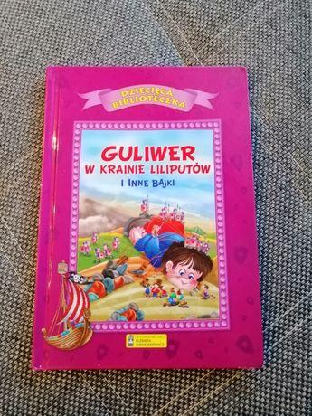 Guliwer w krainie liliputów i inne bajki książka