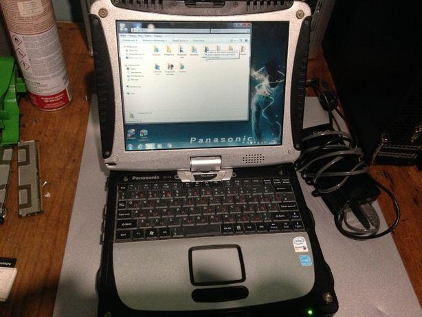 Защищенный ноутбук Panasonic TOUGHBOOK CF19