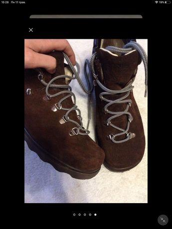 Туристические (трекинговые) ботинки Vibram