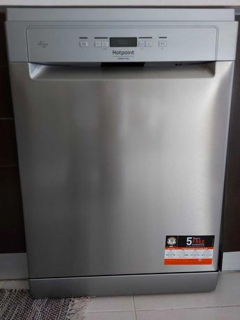 Máquina lavar loiça hotpoint nova!