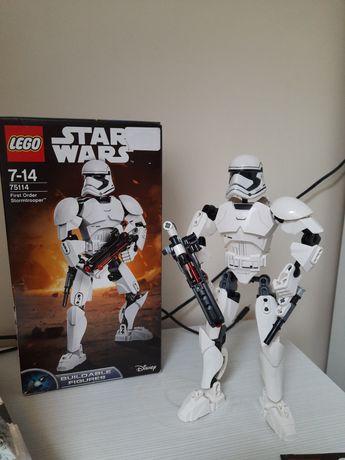 LEGO STAR WARS szturmowiec