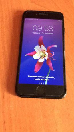 iPhone айфон 7 128 чёрный black apple телефон