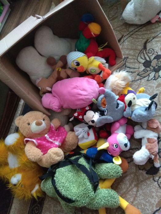Пакет м'яких іграшок Ивано-Франковск - изображение 1