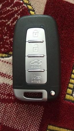 Ключ Hyundai новий